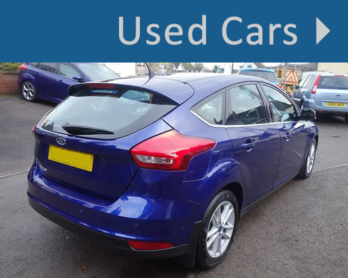 Used Cars For Sale in Witney, near Oxford, Oxfordshire
